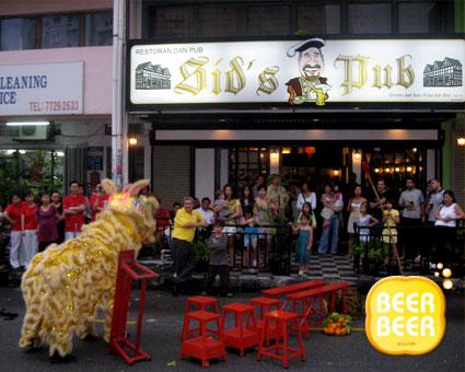 CNY Sid's Lion Dance