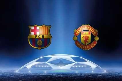 uefa Champion League Final MU vs Barca