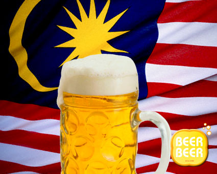 malaysia and beer