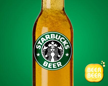 starbucks beer