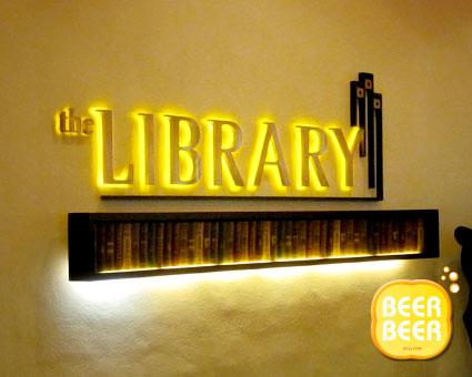 the library @ e@Curve