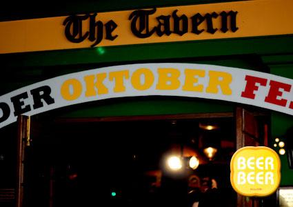GAB Oktoberfest @ The Tavern