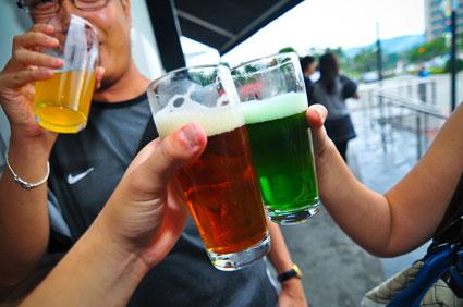 craft brew @ Damansara Perdana