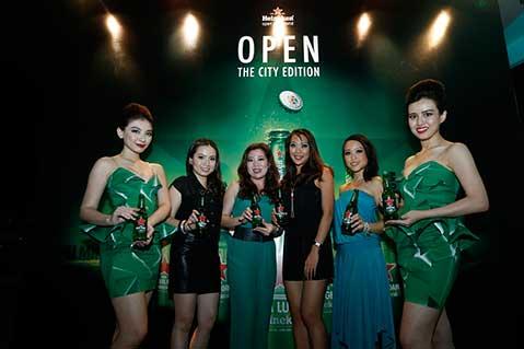 Heineken-Brand-Team